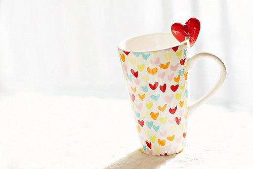 唯美图片:我的一颗心,装载着满满的都是你