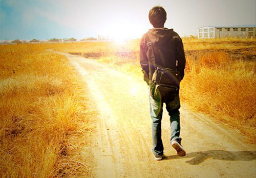 经典语录:感谢太阳又升起,继续点燃我的梦想