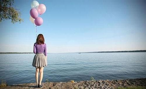 人生语录:终有一天,你会回来,春暖花开