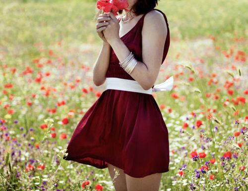 优美散文:夏花,红尘