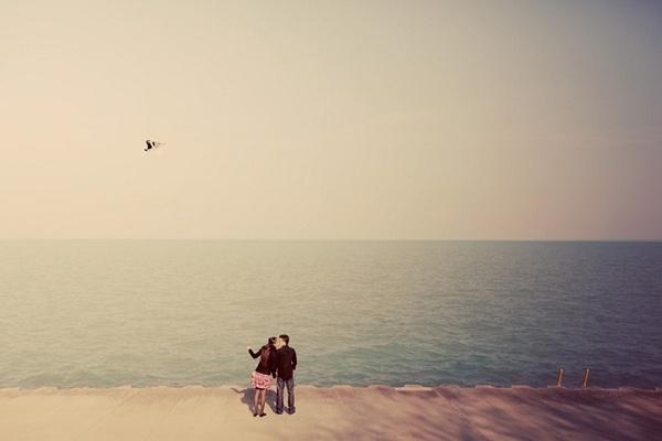 摄影美图:爱的记忆