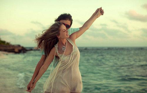 爱情感悟:幸福,就是找一个温暖的人过一辈子