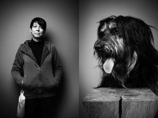 萌宠图片第73期:你和你的宠物