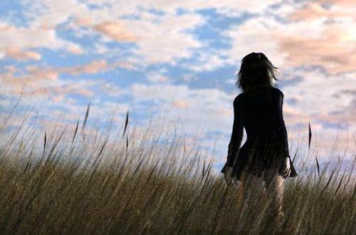 优美句子:我们既然都是凡人,除了奋力向前跑,没有别的指望