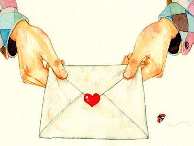亲情文章:写给智儿的信