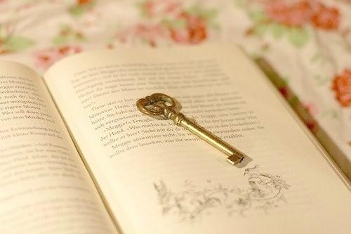 优美图片:开启心灵的钥匙
