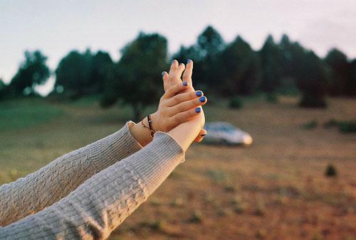 爱情文章:我希望,在离开你的世界之后……