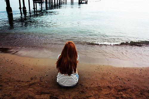 早安心语:梦到的都是不愿意看到的,看到的却希望像梦一样醒来的