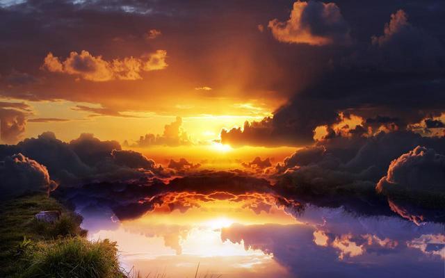 一辈子在于碰:碰对了方向,光彩一辈子;碰对了时运,顺当一辈子