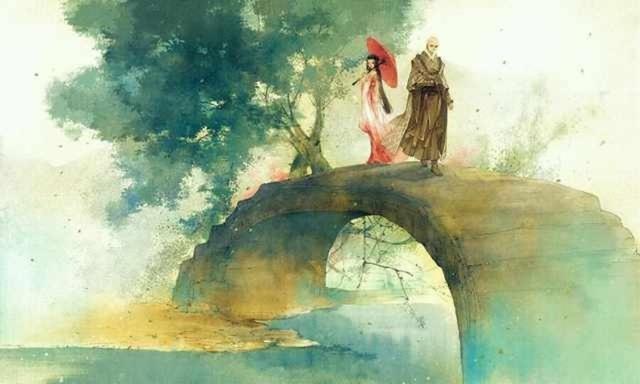 情,不知所起,而一往情深;爱,不知所依,却致死不渝