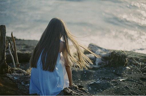 生活语录:有时候就想面朝大海,发一个下午的呆。不言不语,放空自己