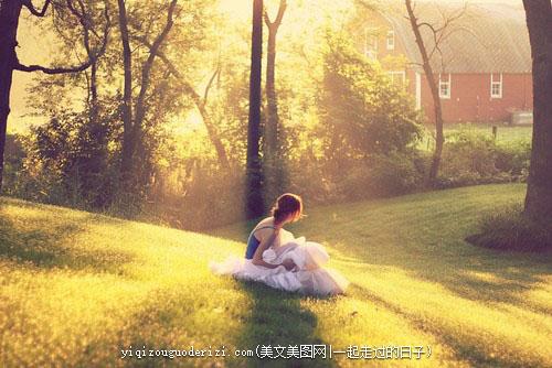 早安心语:许多时候,我们不快乐,并非因为寂寞,而是太多的无能为力,太多的不愿割舍