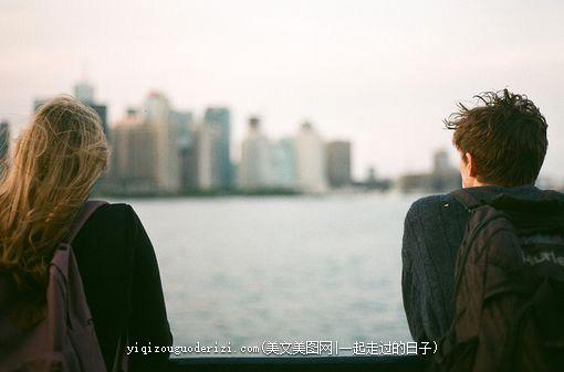 早安心语:也许,我喜欢你,就是因为你是我认识的人中,唯一不可归类的人
