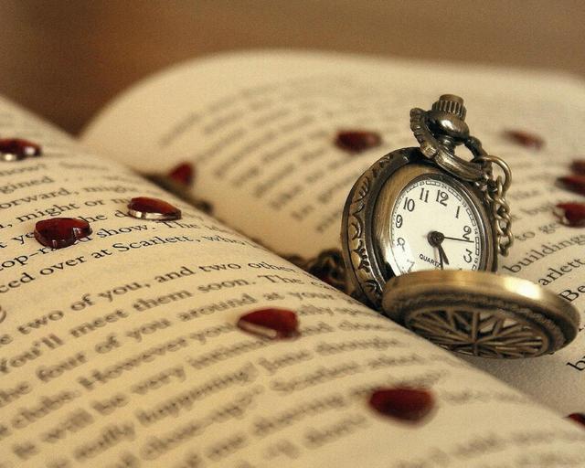 生命中,总有不舍的一页,不愿翻篇