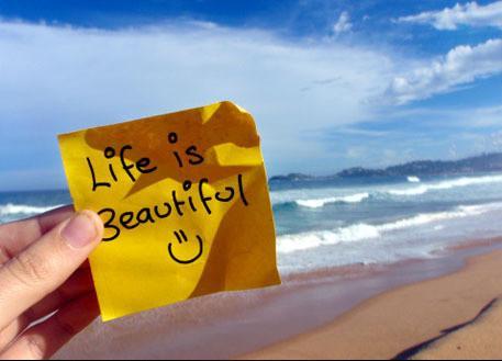对生活总是冲动,因为你不懂生活!