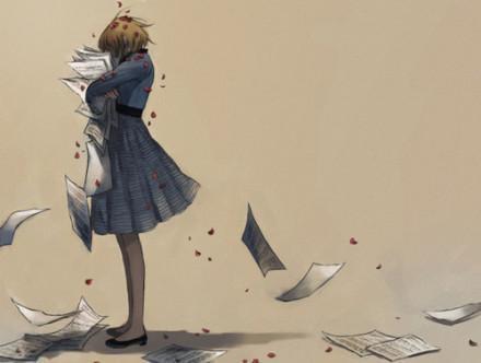 早安心语:有时,莫名心情不好,不想和任何人说话,只想一个人静静发呆