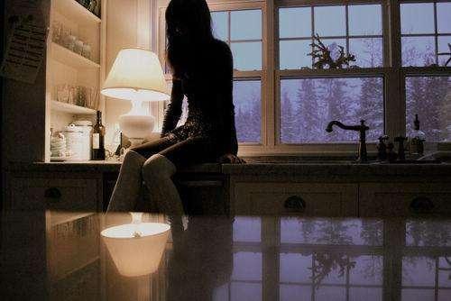 晚安心语:心凉了,再也暖不回