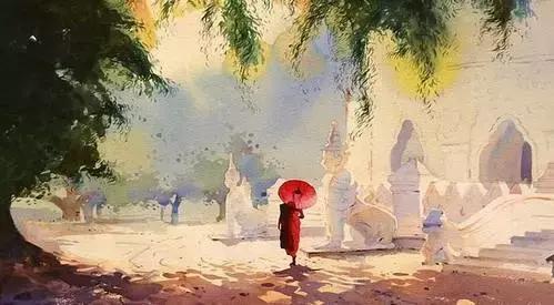 步履不停,前方总有你想要看的风景 - 人生感悟美文欣赏