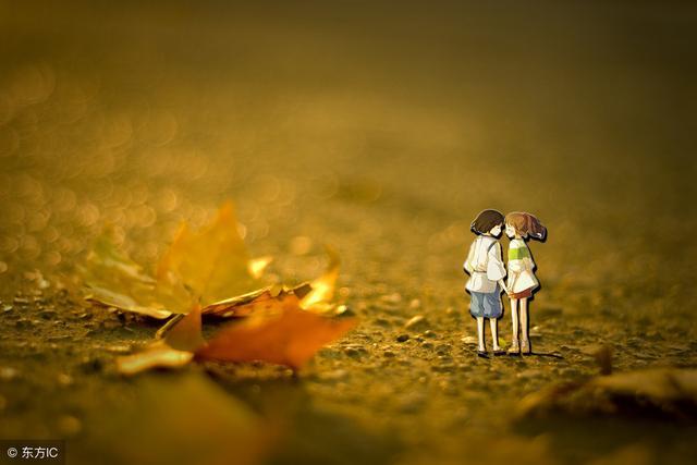 遇见你只是一瞬间,错过你却是一辈子 - 伤感爱情美文句子欣赏